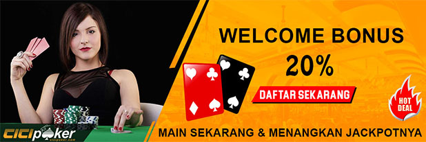 Bonus Judi Poker Ceme Online